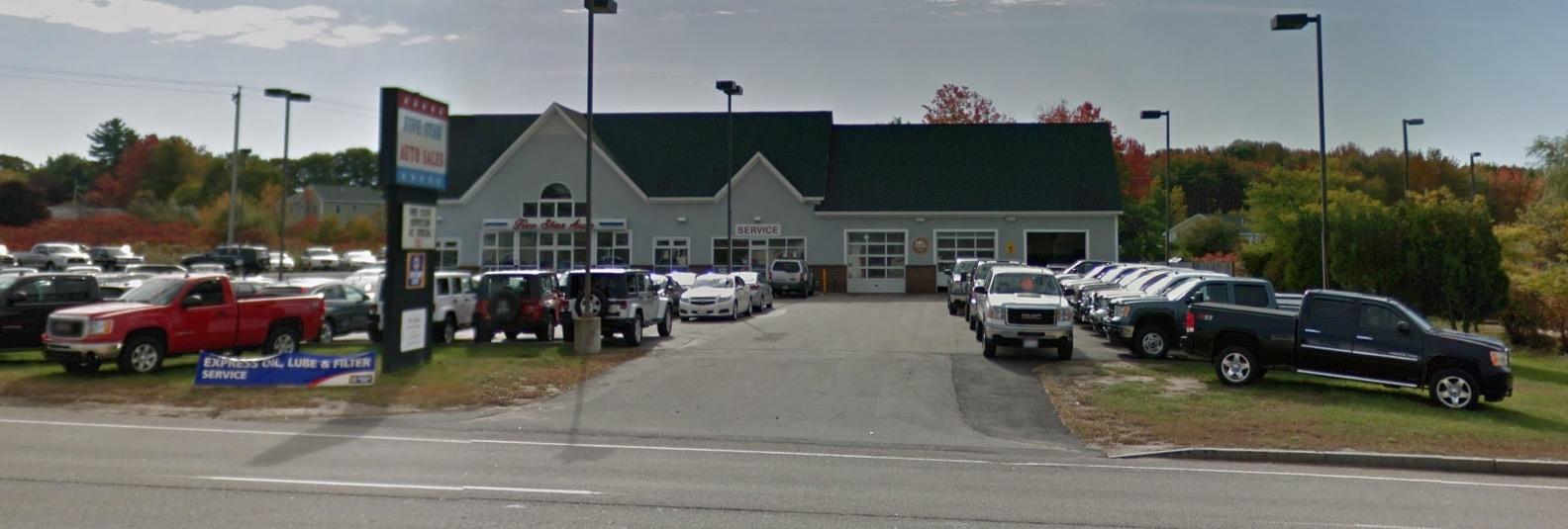 Five Star Auto >> Five Star Auto Sales New England Auto Mall