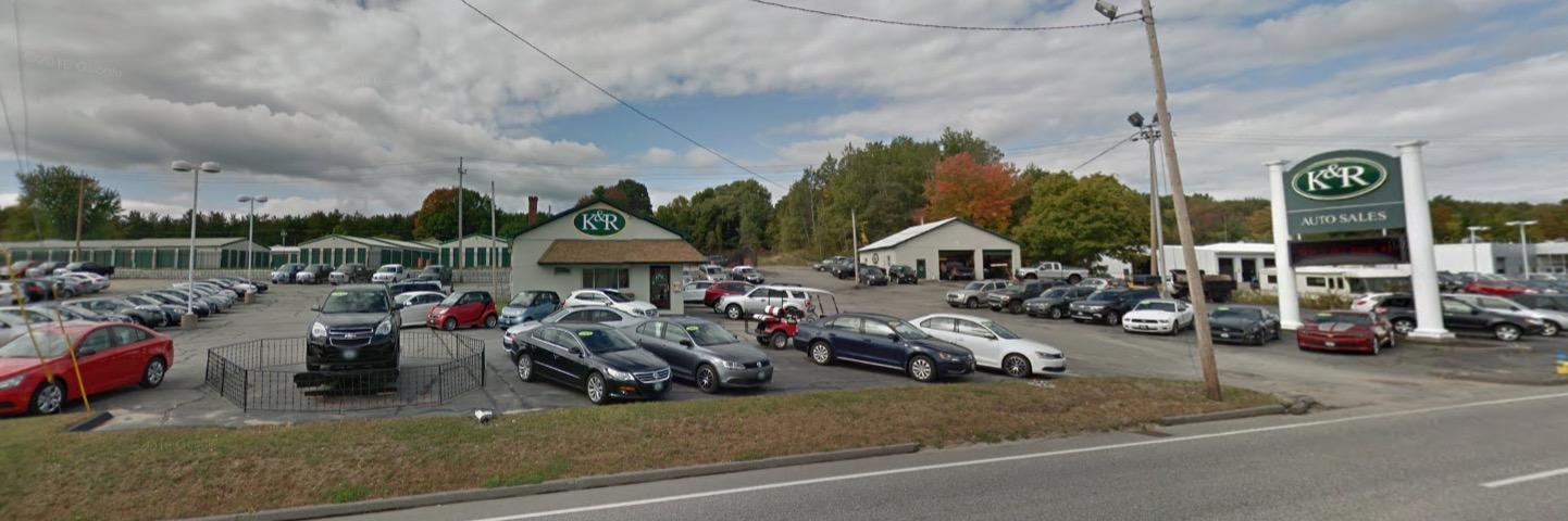 k and r auto sales maine